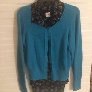 Cabi Darby cardigan - long sleeve button up